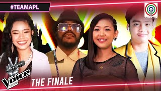 "Coach APL and Top 3 perform ""Labo"" 