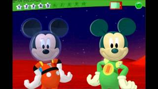 Mickey Mouse Clubhouse Space Adventure Treasure Hunt Free Game