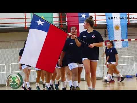#PanamericanoJuvenil: Brasil 26 - Chile 23