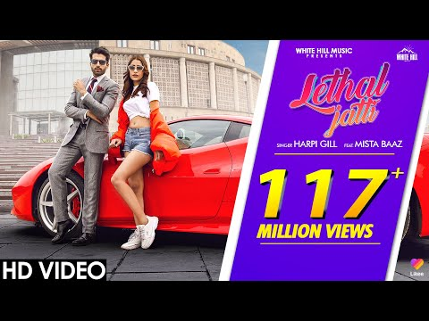 lethal-jatti-(official-video)-|-harpi-gill-ft.-mista-baaz-|-ajay-sarkaria-|-new-punjabi-songs-2020