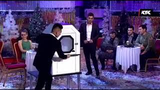 Узбек Динамо фокусник