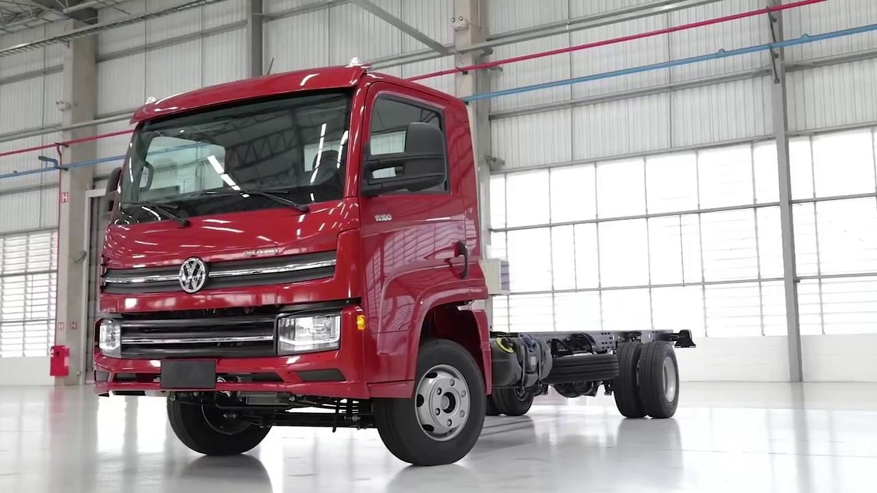 lan u00e7amento nova linha volkswagen delivery