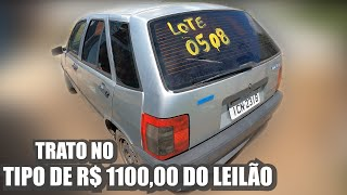 TRATO NO TIPO DE R$ 1100,00 DO LEILÃO!!!