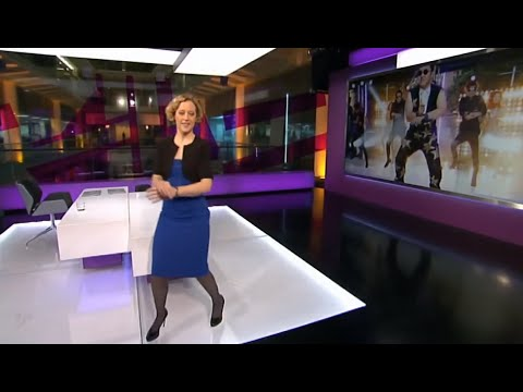 Channel 4 News style (Gangnam Style) | Channel 4 News