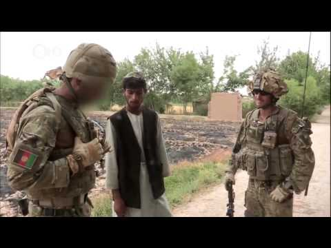 Royal Marines - Mission Afghanistan - Deadly Underfoot - Military Documentary HD
