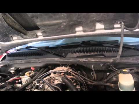 Chevy 5.3 engine knock troubleshooting