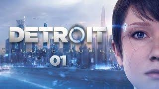 Detroit Become Human #01 | Negocjator