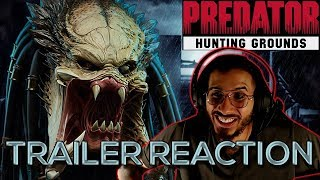 Predator: Hunting Grounds - Official Reveal Teaser Trailer (REACTION!)