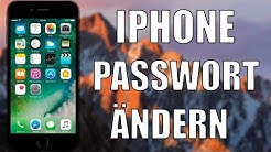 So ändert ihr in iOS euer Passwort, Code ändern bei iPhone iPad