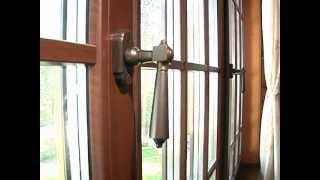 видео Пластиковые окна для загородного дома: выбор и преимущества