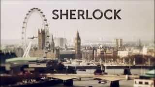 Sherlock Intro Season 1