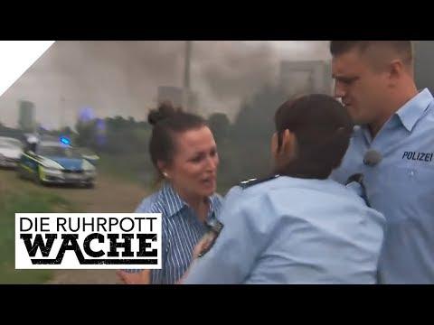 Der maskierte Mann: Michael Smolik mittendrin l TEIL 1 l Die Ruhrpottwache l SAT.1 TV