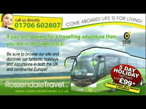 Rossendale Travel - The Best holiday Private Hire Group Coach Travel Company in Rossendale