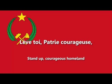 People's Republic of the Congo - National Anthem - Les Trois Glorieuses (ACAPPELLA VERSION)