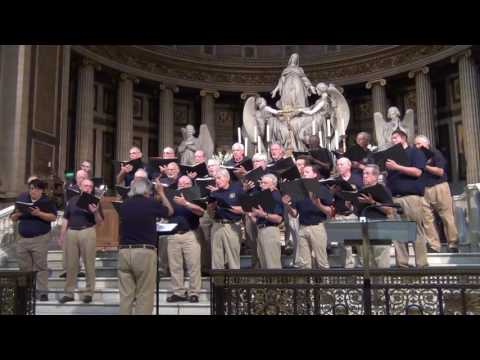 Concert at Eglise de Madeleine