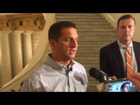 House GOP leader gives budget update