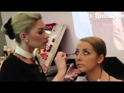 Tous les secrets du maquillage des hôtesses EMIRATES