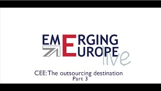 CEE — The Outsourcing Destination | Part 3 — A talent pool — advantages and challenges