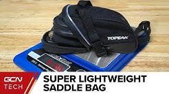 Superlight Saddle Bag   The Bare Essential Road Bike Spares