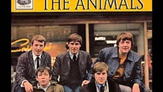 The Animals -  Boom Boom  (Rare