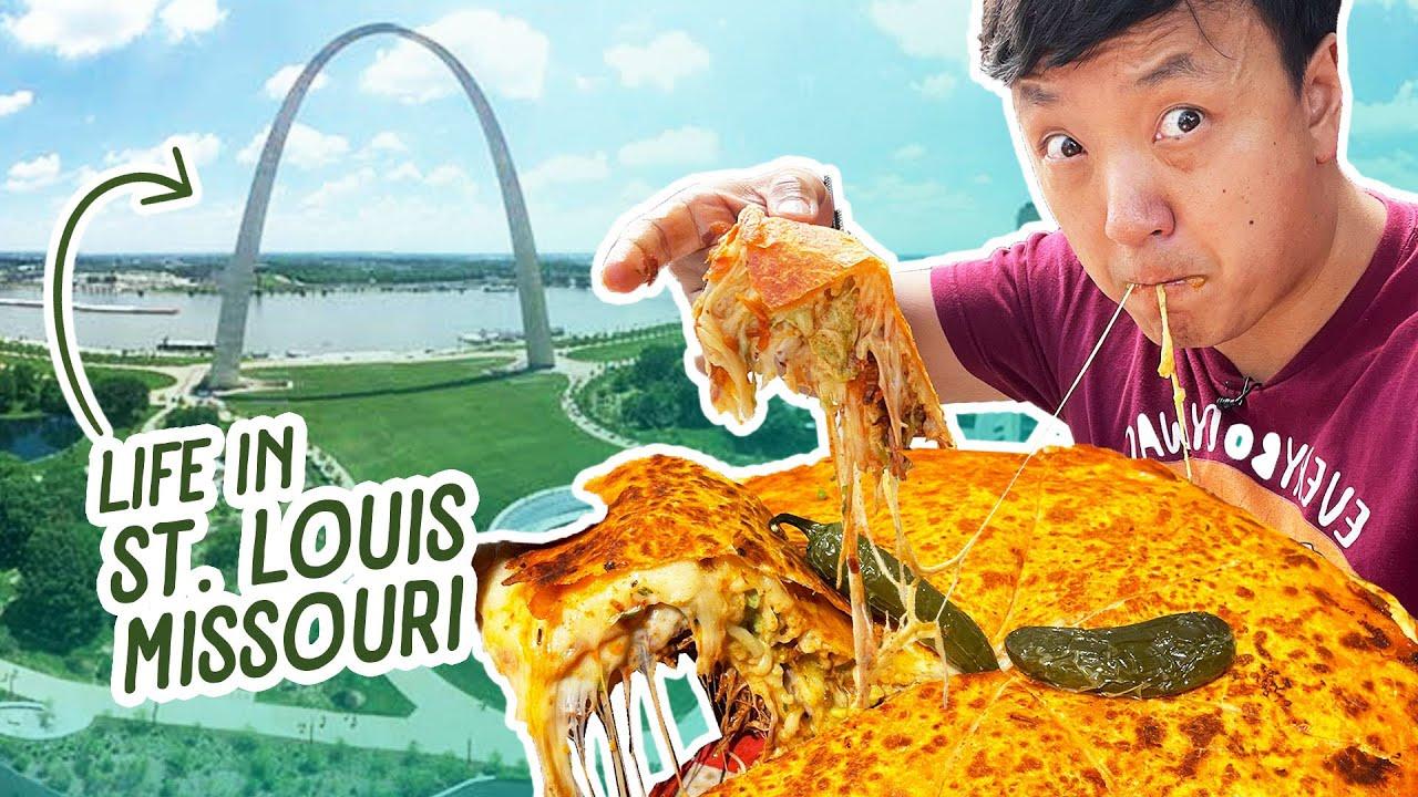 MEXICAN BIRRIA PIZZA, Ramen Restaurant UPDATE & Life in St. Louis Missouri