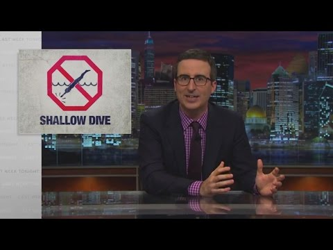 Thumbnail: Shallow Dives (Web Exclusive): Last Week Tonight with John Oliver (HBO)