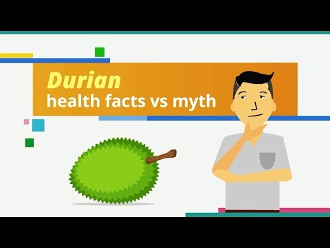 Durian: Health Facts vs Myth