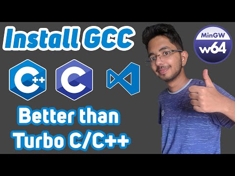 How To Install GCC And Setup VS Code To Run C/C++ On Windows