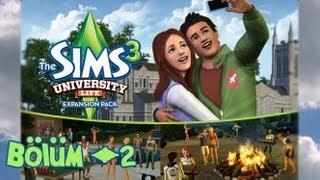 The Sims 3 Oynuyoruz! - Bölüm 2 - İlk Ders Günü !
