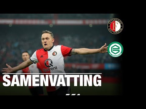 Samenvatting | Feyenoord - FC Groningen 2018-2019