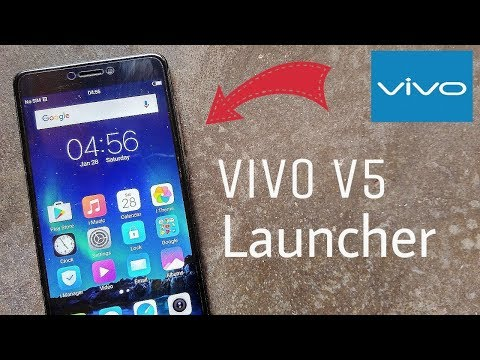 Vivo V5 Launcher Apk For Android | 100 % Real - YouTube