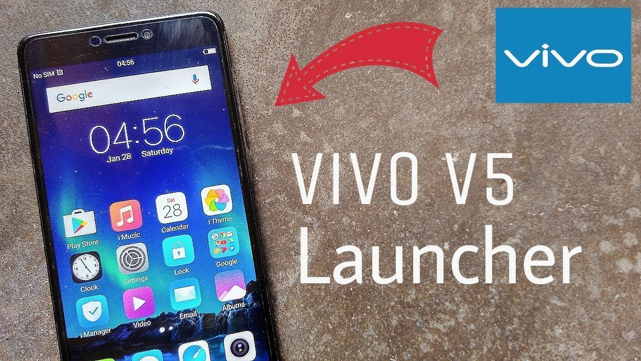 Vivo V5 Launcher Apk For Android | 100 % Real