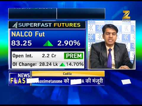Superfast Futures: Nalco trading at highest level of the day (Part-2)