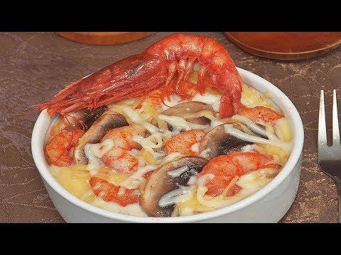 gratin-aux-crevettes-et-sauce-béchamel---hhmmm