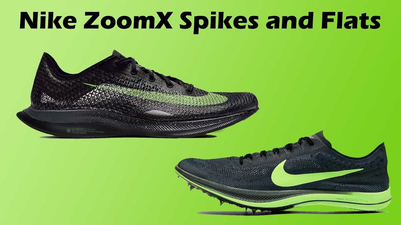 Nike ZoomX Spikes and Flats || RR: Sneak Leaks