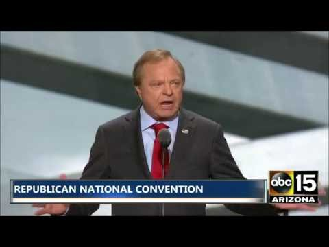 FULL SPEECH: Harold Hamm - Continental Resources - Republican National Convention