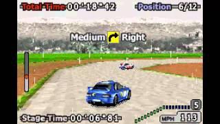 GT Advance 2 - Rally Racing -12- Greece