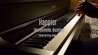 Happier (Marshmello ft. Bastille) - Piano Cover