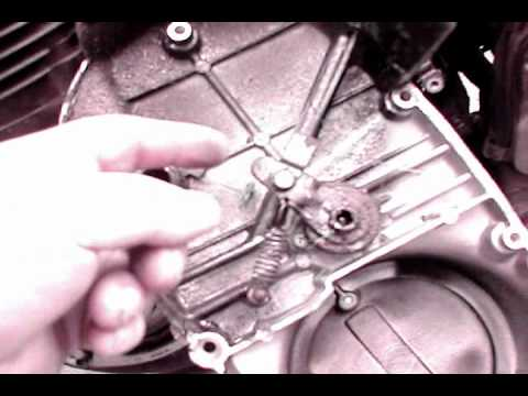 XS 650 Clutch Cable Repair by Tom Mitchell
