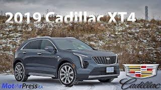 2019 Cadillac XT4 Premium Luxury AWD - Review