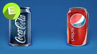 7 Curiosidades Sobre Pepsi y Coca Cola 🍹