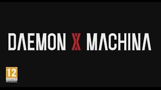Daemon X Machina - Tráiler del E3 2018 Nintendo Switch