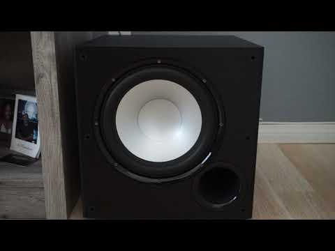 Polk Audio PSW108 Powered Subwoofer