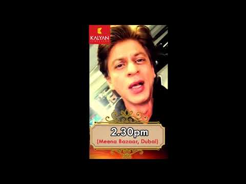 SRK to inaugrate 3 showrooms in 1 day #3Countriesin1Day