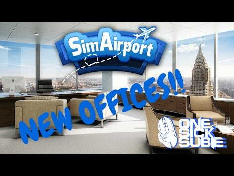 EXECUTIVE OFFICES!! Sim Airport #3