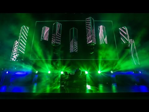 Pretty Lights Live at Red Rocks 2015