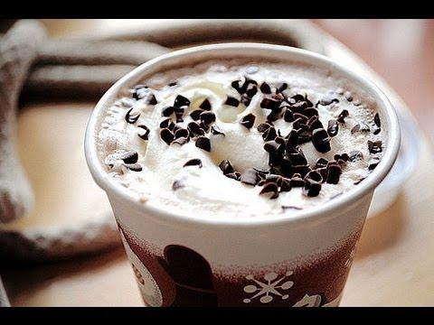 How to Make Starbucks Hot Chocolate - YouTube