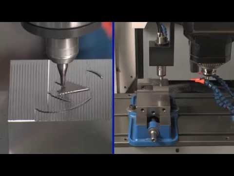 Nakanishi E3000 High Speed Spindle Rough Milling