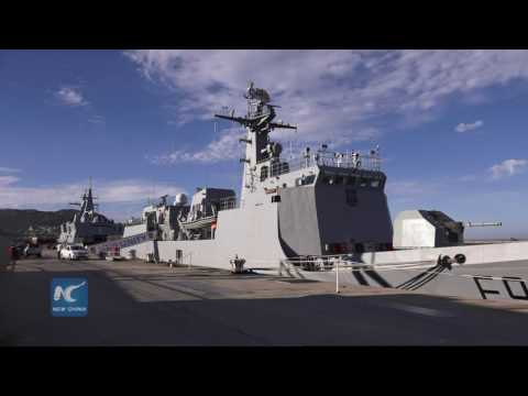 Nigeria Buys Chinese Navy Ships