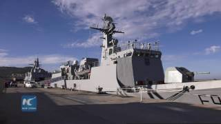 Nigeria buys chinese navy ships
